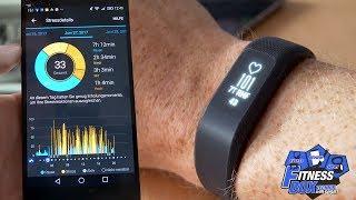 Garmin Vivosmart 3 im Test: 48-Stunden-Fazit & Erster Eindruck vom Fitness-Tracker [deutsch]