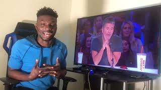 Golden Buzzer: Tyler Butler-Figueroa Earns Simon Cowell's Support - America's Got Talent (REACTION)