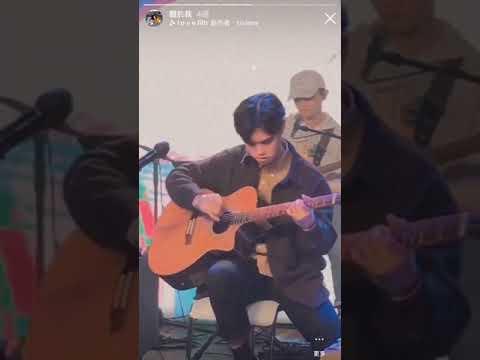 網絡媒體「丘品創作」FBEAD Music Live  結他fingerstyle 示範及分享心得