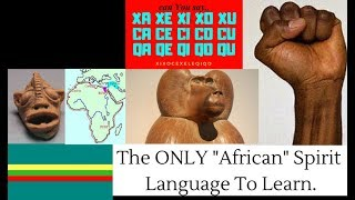 The ONLY Spirit African Language To Learn.