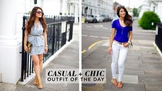Casual + Chic Summer Outfit