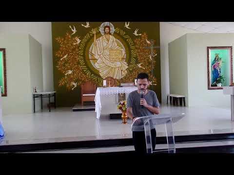 Retiro Arquidiocesano do Ministério de Música e Artes   1ª Pregação: Joviano Cardoso