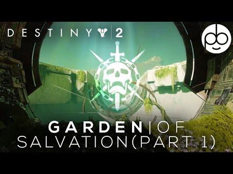 Destiny 2 | Garden of Salvation (1st Encounter Clear)