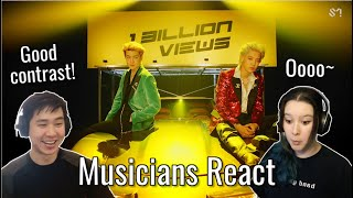 EXO-SC (Ft. Moon) 10억뷰 (1 Billion Views) Reaction