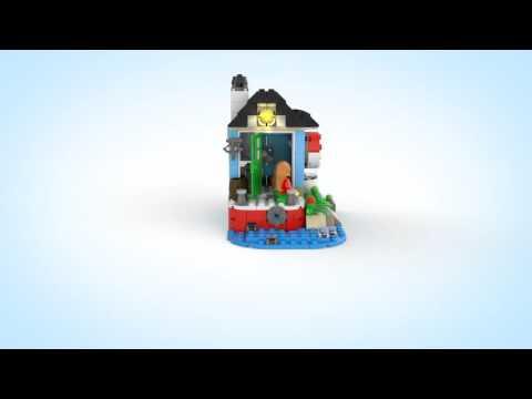 Vidéo LEGO Creator 31051 : Le phare