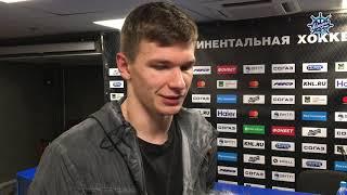 """Кирилл Воронин: """"Очень хочется уже дома выиграть!"""""""