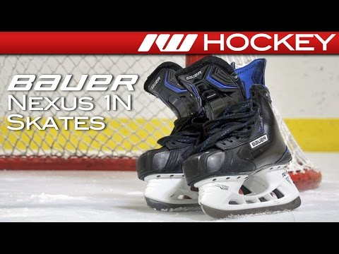 Bauer Nexus 1N Skate On-Ice Review
