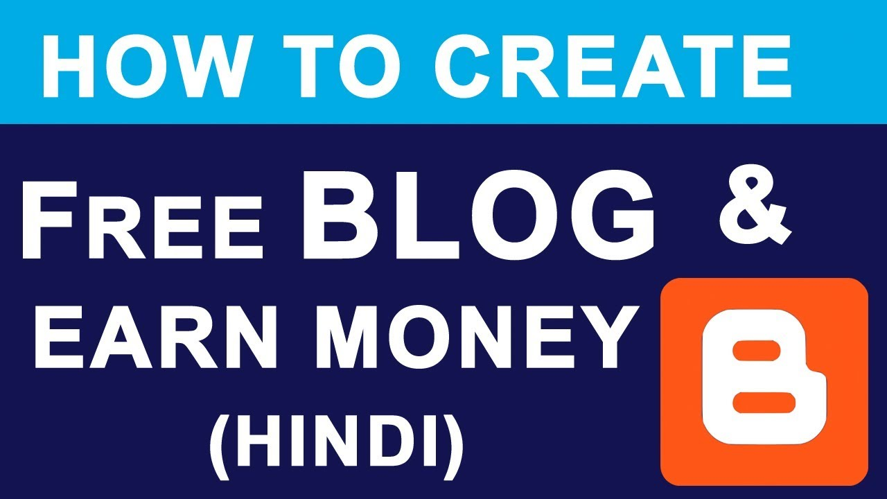 Develop FREE BLOG SITE & Generate Income Online|What is Blog writer?|Complete Standard Tutorial Guide in Hindi thumbnail