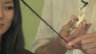Cut Your Own Hair Tips, How To Trim Split Ends & Add Layers by Curt Darling