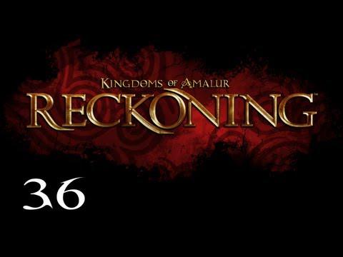 Прохождение Kingdoms of Amalur: Reckoning - Часть 36 — Расколотая лапка / Секрет Эльфийских озер