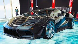 Обзор Автомобиля: Pegassi Tempesta. Наконец-то. GTA Online.