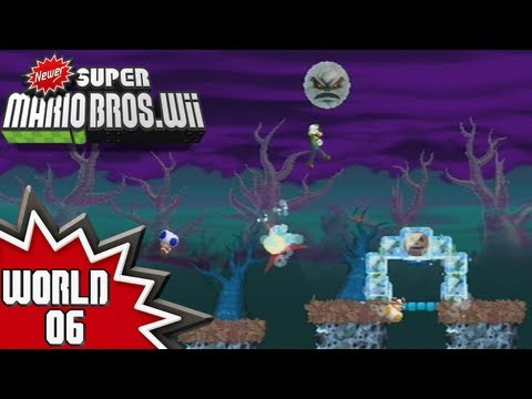 Newer Super Mario Bros Wii Wiki Mario Amino