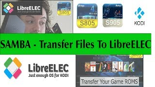 LibreELEC MXQ S805 / S905 - How To Easily SAMBA Into The File System