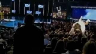 Mtv AwardS, Бруно падения на Eminem на MTV Awards