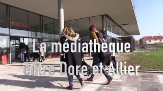 Portraits de territoire: la Médiathèque entre Dore et Allier