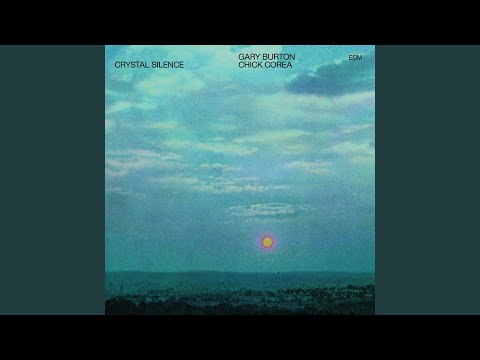 Crystal Silence online metal music video by GARY BURTON