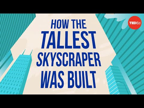 Burj Khalifa - The History of the Tallest Building in the World