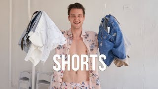 Top 8 Different Types Of Shorts For Summer   Men's Fashion   Outfit Inspiration