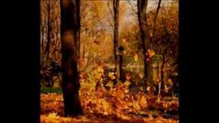 Тимофеев Геннадий «Осенняя женщина»