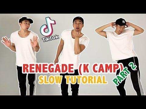 Renegade, Renegade, Renegade PART 2! | Popular Tik Tok Dances | Step By Step Tutorials