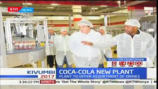 Beverage maker, Coca-Cola set to establish $26M plant