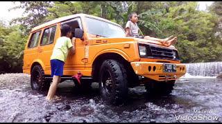 Video Modifikasi Suzuki Katana Model Ceper