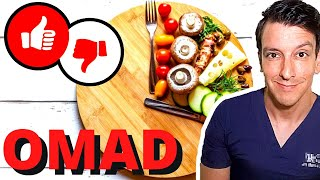 Doctor Reviews OMAD (One Meal a Day)