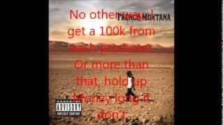 French Montana ft Wiz Khalifa, Lil Wayne & T.I. - Ain't Worried About Nothin' (Lyrics)