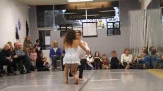 Collide dance