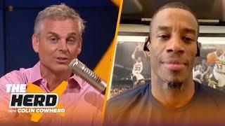 Lakers were built to compliment LeBron, talks Zion's rise & Giannis — Antonio Daniels   THE HERD