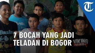 Viral Kisah 7 Bocah di Bogor Tabung Uang Jajan 10 Bulan untuk Beli Sapi Kurban