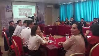 Chủ tịch BNI Việt Nam - Ông Hồ Quang Minh dự họp thường niên cùng Wealthy Chapter (Đồng Nai)