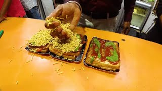 Masala BLAST Sandwich | Types Of Sandwich | Indian Street  Food