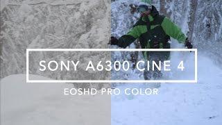 eoshd pro color 3-0 a6300 - मुफ्त ऑनलाइन वीडियो