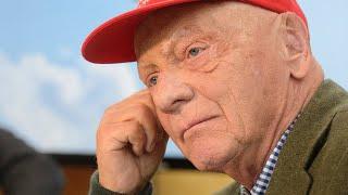 Niki Lauda - So Offen Sprach Er Noch Nie über Seinen Unfall
