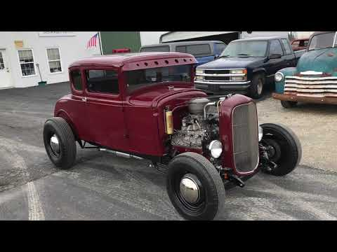 Video of 1931 Model A - $29,900.00 Offered by 500 Classic Auto Sales - PREL