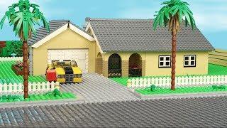 Lego House MOC (Speed Build)