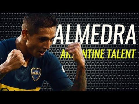 Agustin Almendra • Argentine Talent • Magic Passes & Goal • HD