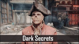 Fallout 4: 5 Characters Who Are Hiding Dark Secrets – Fallout 4 Lore