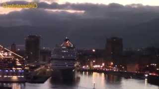 preview picture of video 'Costa Diadema Costa Fascinosa & Costa Deliziosa - Savona'