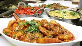 MOUTHWATERING Mumbai & Southern INDIAN FOOD at Ayesha Pinecrest | Miami, Florida