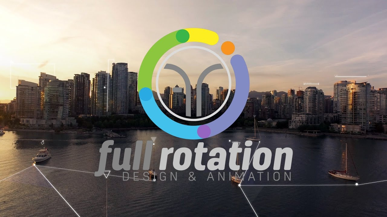 Full Rotation - General Animation showreel