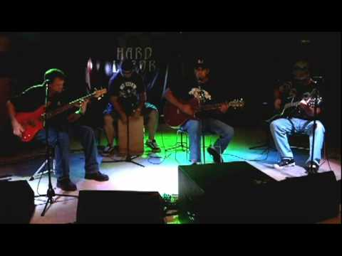 "HardLabor performs STP's ""Plush"" (LIVE COVER)"