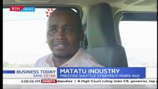 Prestige Shuttle serves customers with gratitude | KENYAN MATATU INDUSTRY