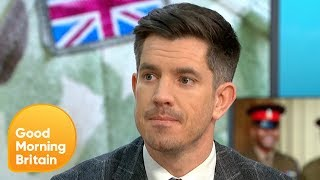 War Hero Wrongfully Accused of War Crimes Tells All in New Book | Good Morning Britain