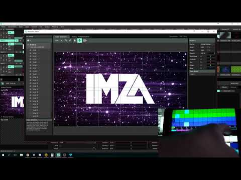 Download Resolume Touch Sequencer Lemur Video 3GP Mp4 FLV HD Mp3