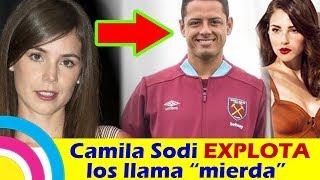 Camila Sodi REACCIONA y EXPLOTA contra Chicharito y ÉL la ELIMINA de sus REDES sociales