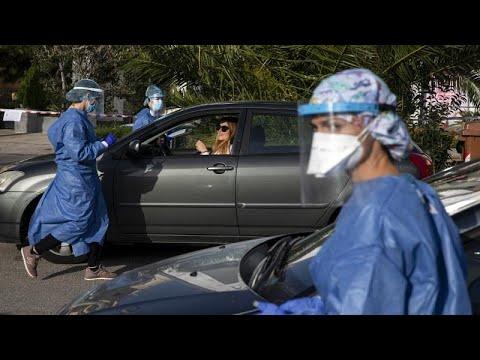 COVID 19 – Eλλάδα:  444 νέα κρούσματα, 39 νεκροί, 350 διασωληνωμένοι…