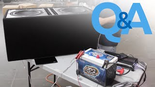 I'm Not Getting Much Output From My Subwoofers | Car Audio Q&A