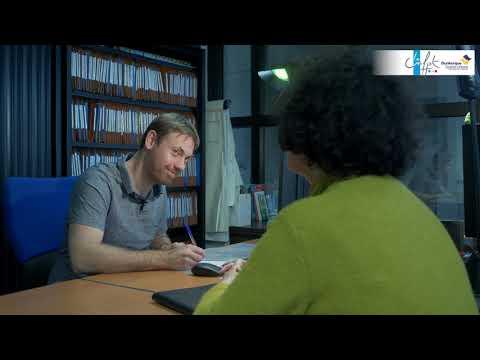 Vidéo promotion film institutionnel Sylvain Cornet